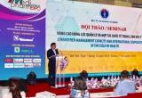 Nâng cao năng lực quản lý và hợp tác quốc tế trong lĩnh vực y tế