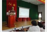 Tây Ninh: 160 học viên được tập huấn công tác quản lý về an toàn thực phẩm
