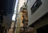 Tại sao vẫn chưa xử lý vi phạm xây dựng tại chung cư mini phường Hàng Bột?