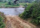 Yên Bái: Bà con người Dao thôn Khe Cá mong được hỗ trợ xây ngầm tràn qua suối