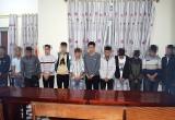 Hà Tĩnh:  Tạm giữ 50 đối tượng đốt pháo trong đêm giao thừa