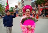 Tưng bừng lễ rước kiệu lớn nhất Lạng Sơn tại đền Kỳ Cùng - Tả Phủ