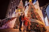 Vincom rực rỡ đón mùa Giáng sinh nhiệm màu 2017