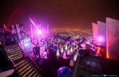 """Bùng nổ """"dạ tiệc trắng"""" kỉ niệm 3 năm SKY36 Đà Nẵng"""