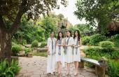 Kỳ Duyên, Mỹ Linh, Trương Thị May, Thùy Dung 'đọ sắc' giữa buôn làng Tây Nguyên