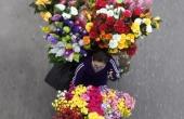 Gánh hàng rong Hà Nội đẹp mê hồn qua ống kính nhiếp ảnh gia nước ngoài