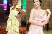 Hành trình 'vịt hóa thiên nga' của 2 Hoa hậu Việt Nam