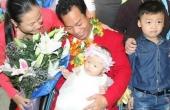 Gia đình nhà vô địch Paralympic Lê Văn Công: Hạnh phúc đến từ những điều giản dị