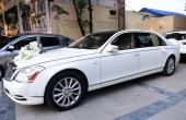Thành Trung rước dâu bằng xe 14 tỷ đồng