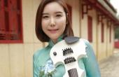 """Nghệ sỹ violin Hàn Quốc J.Mi Ko: """"Tôi muốn thể hiện tình yêu với Việt Nam bằng âm nhạc"""""""