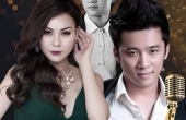 Kỳ Phương Uyên song ca cùng Quang Hào trong đêm minishow tại Đà Nẵng