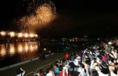 Đà Nẵng: Cho phép các tàu du lịch đủ điều kiện bán vé lên tàu xem pháo hoa