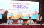 Festival Huế 2018: 'Di sản văn hóa với hội nhập và phát triển - Huế 1 điểm đến 5 di sản'