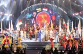 Quảng Ninh: Rực rỡ sắc màu tại Lễ bế mạc năm Du lịch Quốc gia 2018