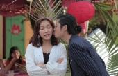 Diệu Nhi ngớ người khi được Hồ Vĩnh Anh hôn
