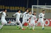 Lịch thi đấu tứ kết U23 châu Á 2018