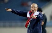 HLV Park Hang Seo muốn theo đuổi giấc mơ World Cup cùng bóng đá Việt Nam