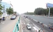 Hầm chui Điện Biên Phủ nhộn nhịp sát ngày thông tuyến đón chào APEC