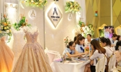 Ra mắt bộ áo 138 triệu trong triển lãm áo cưới lần đầu diễn ra ở Đà Nẵng