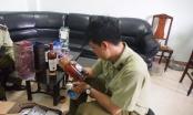 Đà Nẵng: Phát hiện 252 chai rượu ngoại không có hóa đơn chứng từ