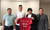Thủ thành Văn Lâm hoàn tất hợp đồng với CLB Thái Lan