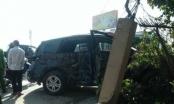 Thanh Hóa: Tạm giữ tài xế xe khách gây tai nạn khiến 8 người thương vong