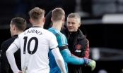Solskjaer ngợi ca 80 phút tuyệt vời của MU trước Fulham