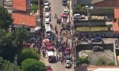 Xả súng ở trường học Brazil, 25 người thương vong