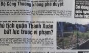 Hà Nội: Thanh tra toàn diện việc sử dụng đất tại phường Khương Đình