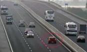 Xe ô tô đi ngược chiều trên đường cao tốc bị phạt cao nhất bao nhiêu tiền?