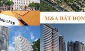 """Những thương vụ M&A """"đình đám"""" trên thị trường địa ốc Tp.HCM"""