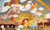 Tết về Sun World Halong Complex, chiêm ngưỡng thiên đường hoa đẹp như mơ
