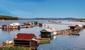 Sắc xuân ở làng cá bè La Ngà