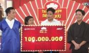Hot boy trà sữa lập kỷ lục tại Thách thức danh hài: chỉ mất 10 giây đã dành được 100 triệu