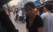 [Clip]: Nữ tài xế ngang ngược vô tư đỗ xe giữa ngã ba đường