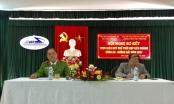 Thừa Thiên Huế: Sơ kết thực hiện quy chế phối hợp liên ngành Công an-đường sắt 2017