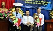 Công bố quyết định bổ nhiệm Hiệu trưởng ĐH Tài chính – Kế toán Quảng Ngãi