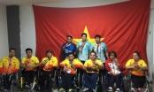 Thi đấu thăng hoa, đoàn thể thao Việt Nam giành cơn mưa vàng Asian Para Games 2018