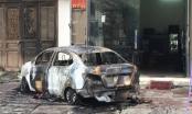 Lào Cai: Do ghen tuông đối tượng phóng hỏa đốt xe ô tô của người tình