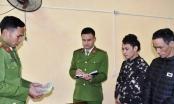 Bắt giữ hai đối tượng chuyên làm luật xe khách chạy qua địa phận tỉnh Ninh Bình