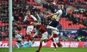Vòng 27 Ngoại Hạng Anh: Harry Kane lập công, Tottenham thắng tối thiểu Arsenal ở trận derby London