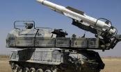 Hình ảnh đầu tiên tại sân bay Syria sau khi bị tên lửa Mỹ tấn công