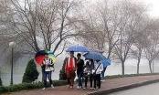 Dự báo thời tiết ngày 10/10: Các tỉnh Bắc Bộ đón không khí lạnh, Hà Nội trời đổ mưa