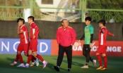 Vì sao HLV Park Hang Seo gặp riêng Quang Hải?