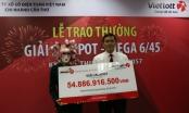 Ngày 5/12 Vietlott chính thức bán xổ số Mega tại Hà Nội