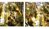 Hà Nội: Gần 40 đối tượng quỵt tiền, tấn công nữ nhân viên quán Huy Nướng