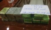 Thanh Hóa: Bắt 15 bánh heroin, 5kg ma túy đá vận chuyển trên xe khách