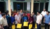 Bộ trưởng Trần Hồng Hà thăm người dân vùng lũ Thanh Hóa