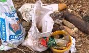 Thanh Hóa: Ngư dân kéo lưới, kéo được quả bom nặng 165kg