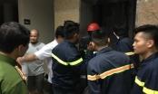 Giải cứu 10 người kẹt trong thang máy ở Thư viện tỉnh Thanh Hóa